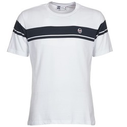 Vêtements Homme T-shirts manches courtes Sergio Tacchini YOUNG LINE Blanc
