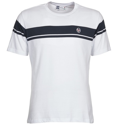 Vêtements Homme T-shirts manches courtes Sergio Tacchini YOUNG LINE Blanc