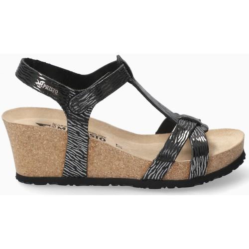 Nu Liviane Noir Femme Sandale Sandales Mephisto Et pieds X0OwP8kn