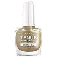 Beauté Femme Vernis à ongles Gemey Maybelline - Vernis TENUE & STRONG PRO - 880 Golden Thread Autres