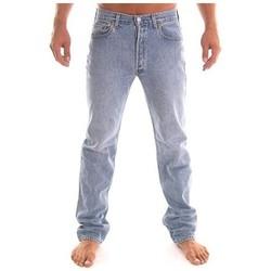Vêtements Homme Jeans droit Levi's 501 Bleu