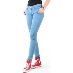 Vêtements Femme Jeans skinny Levi's Super Skinny Coupe 11997-0215 niebieski
