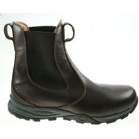 Chaussures Homme Bottes ville Tecnica WYOMING PULL ON MS 13125600002 brązowy