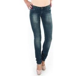 Vêtements Femme Jeans skinny Wrangler Spodnie  Molly 251XB23C niebieski