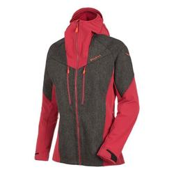 Vêtements Femme Coupes vent Salewa Kurtka  Sesvenna WO/DST JKT 25230-0911 czerwony