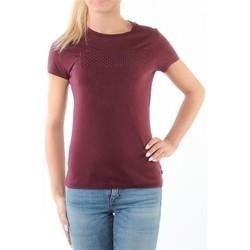 Vêtements Femme T-shirts manches courtes Levi's ® Slim Crew Neck Tee