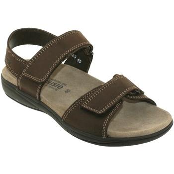 Chaussures Homme Sandales et Nu-pieds Mephisto SIMON Marron cuir