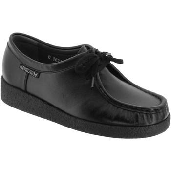 Chaussures Femme Mocassins Mephisto CHRISTY Noir cuir