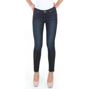 Vêtements Femme Jeans skinny Lee Spodnie  Scarlett L526SWWO niebieski