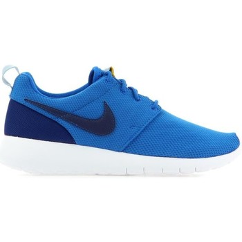 Chaussures Baskets basses Nike Roshe One GS 599728-417 niebieski