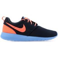 Chaussures Femme Baskets basses Nike Roshe One GS 599729-408 niebieski