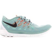 Chaussures Femme Baskets basses Nike WMNS  Free 5.0 642199-003 zielony
