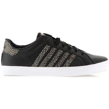 Chaussures Femme Baskets basses K-Swiss Women's Belmont So Snake 93736-049-M czarny