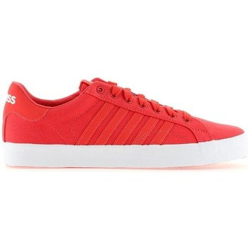 Chaussures Femme Baskets basses K-Swiss Women's Belmont SO T Sherbet 93739-645-M czerwony
