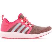 Chaussures Femme Fitness / Training adidas Originals WMNS Adidas Fresh Bounce w AQ7794 różowy