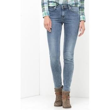 Vêtements Femme Jeans skinny Lee Scarlett Skinny L526WMUX niebieski