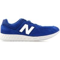 Chaussures Homme Baskets basses New Balance MFL574FE niebieski