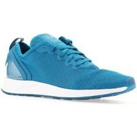 Chaussures Homme Baskets basses adidas Originals Adidas ZX Flux ADV SL S76555 niebieski