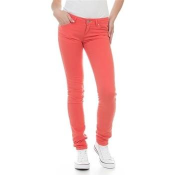 Vêtements Femme Jeans skinny Wrangler Molly Melon W251U229M czerwony