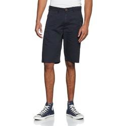 Vêtements Homme Shorts / Bermudas Wrangler Szorty Męskie Chino 14MLL49I niebieski