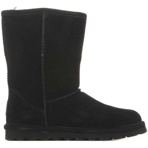 Chaussures Femme Bottes de neige Bearpaw Elle Short 1962W-011 Black II czarny