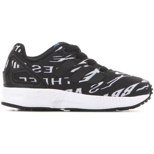 Chaussures Enfant Baskets basses adidas Originals Adidas ZX Flux EL I BB2434 czarny