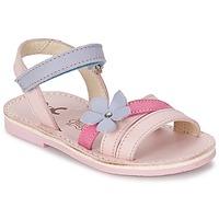 Chaussures Fille Sandales et Nu-pieds Citrouille et Compagnie VIZIEL Multicolore