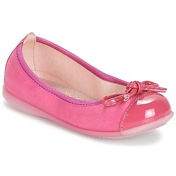 Chaussures Fille Ballerines / babies Citrouille et Compagnie MIXOUBET Fuchsia