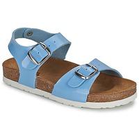 Chaussures Fille Sandales et Nu-pieds Citrouille et Compagnie RELUNE Bleu