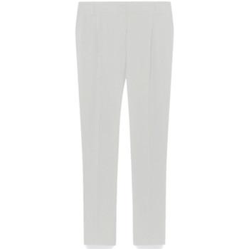 Vêtements Femme Pantalons fluides / Sarouels American Vintage HOLIESTER Blanc