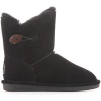 Chaussures Femme Bottes de neige Bearpaw Rosie 1653W-011 Black II