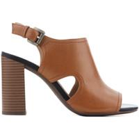 Chaussures Femme Sandales et Nu-pieds Geox D Audalies H.S.B. Caramel D824WB 00044 C5102 brązowy