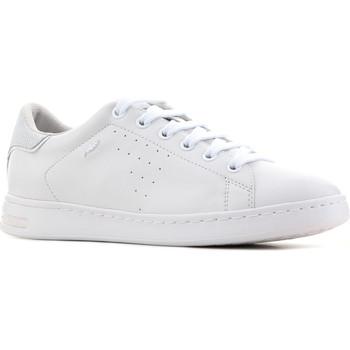 Chaussures Femme Baskets basses Geox D Jaysen A - Nappa D621BA 00085 C1001 biały