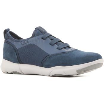 Chaussures Homme Baskets basses Geox U Nebula U825AA 02211 C4000 granatowy