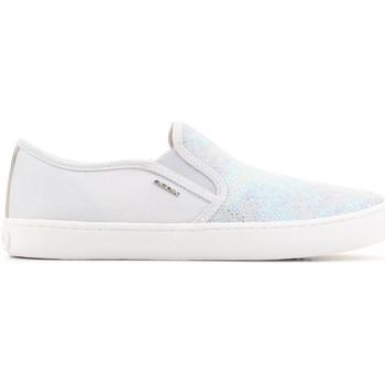 Chaussures Enfant Sandales et Nu-pieds Geox J Kilwi G.D J62D5D 007DW C1355 szary, srebrny