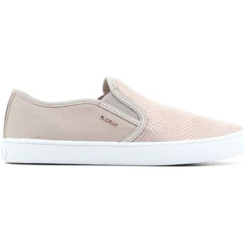 Chaussures Enfant Sandales et Nu-pieds Geox J Kilwi G.D J62D5D 007DW C8182 brązowy, złoty