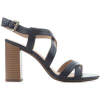 Chaussures Femme Sandales et Nu-pieds Geox D Audalies H.S.A D824WA 000TU C4002 granatowy