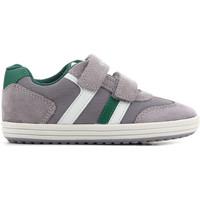 Chaussures Enfant Sandales et Nu-pieds Geox J Vita B J82A4B 01422 C0875 szary, zielony, biały