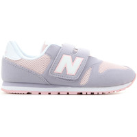 Chaussures Fille Sandales et Nu-pieds New Balance KA373P1Y różowy, fioletowy