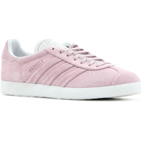 Chaussures Femme Baskets basses adidas Originals Adidas Gazelle Stitch and Turn W BB6708 różowy