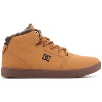Chaussures Homme Baskets montantes DC Shoes DC CRISIS WNT ADBS100116 WD4 brązowy