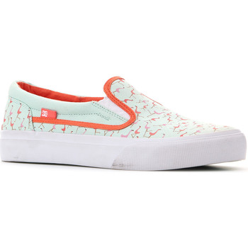 Chaussures Femme Slip ons DC Shoes DC Trase ADBS300135 MIB Wielokolorowy