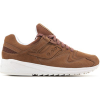 Chaussures Homme Baskets basses Saucony Grid 8500 HT S70390-2 brązowy