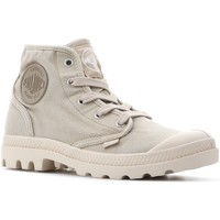 Chaussures Femme Baskets montantes Palladium Manufacture Pampa Hi 92352-238-M beżowy