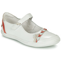 Chaussures Fille Ballerines / babies GBB MARION Blanc