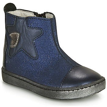 Chaussures Fille Boots GBB LIAT Marine