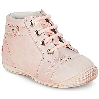 Chaussures Fille Baskets basses GBB PRIMROSE VTE ROSE CHAIR DPF/KEZIA