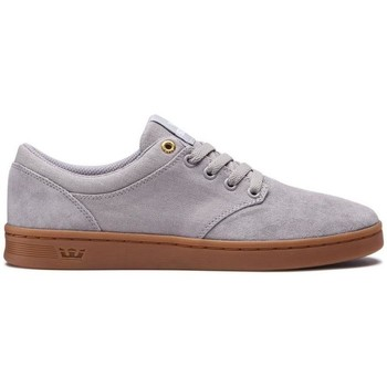 Chaussures Homme Baskets basses Supra CHINO COURT light grey gum Gris