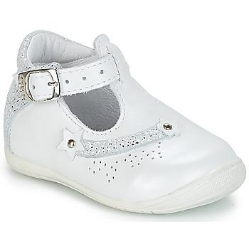 Chaussures Fille Sandales et Nu-pieds GBB PASCALE VTE BLANC DPF/KEZIA