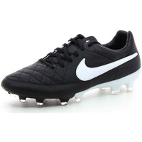 Chaussures Homme Football Nike Tiempo Legacy FG Noir